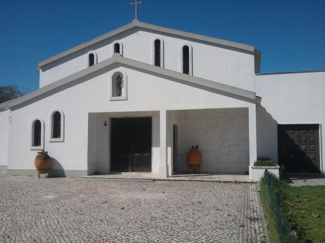 Fachada da Igreja da Boa Água 1
