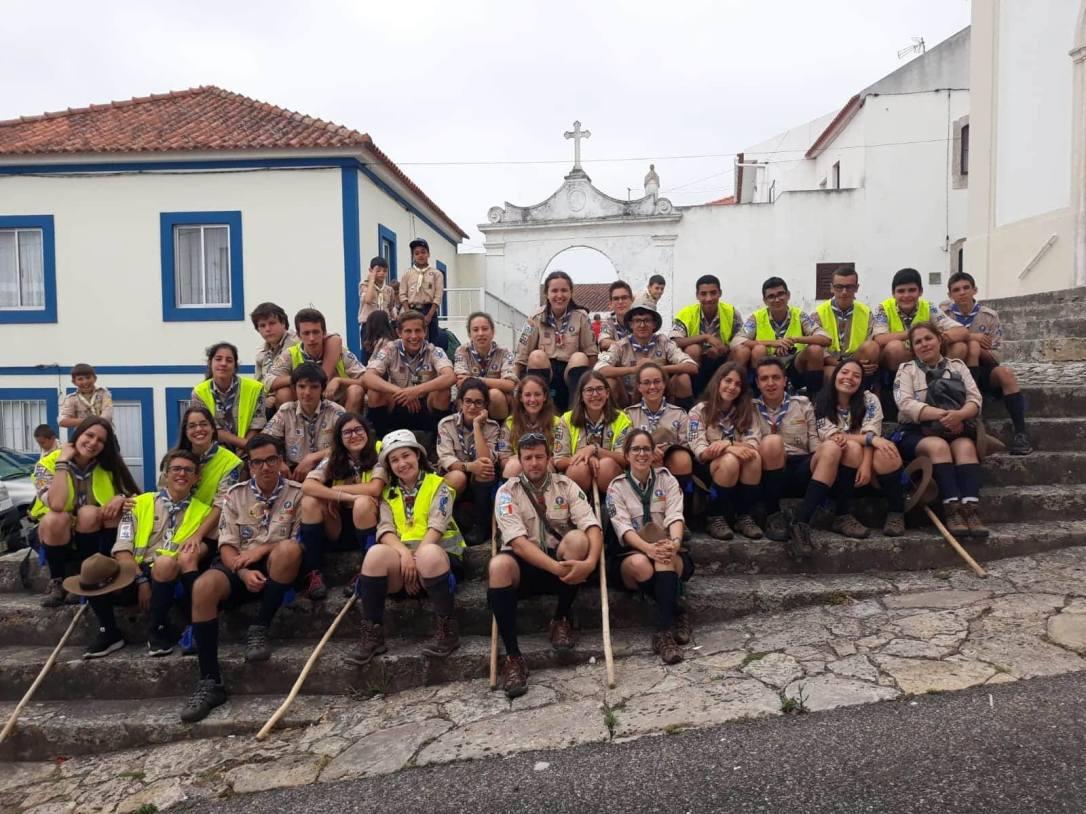 Pioneiros em S. Martinho do Porto