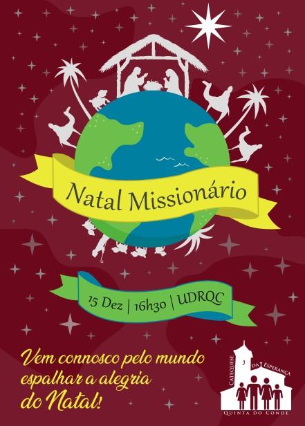 Festa de Natal _ Cartaz